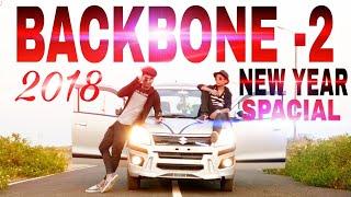 BACBONE 2  Hardy Sandhu  DANCE COVER  New Year Spa
