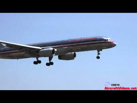 American Airlines 757-223 [N607AM]