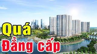 Cận cảnh khu đô thị phức hợp được công nhận tốt nhất Việt Nam-Ecopark