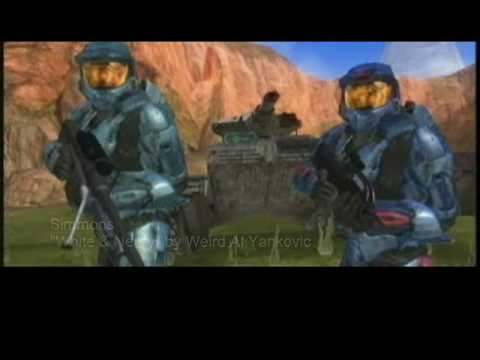 Red Vs Blue Tribute Music Video - A Song For Every Character video