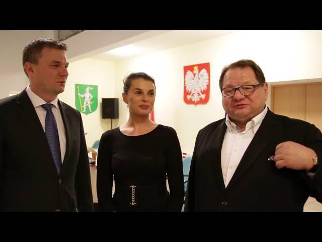 Ryszard Kalisz we Włodawie 12 Listopada 2014 r.