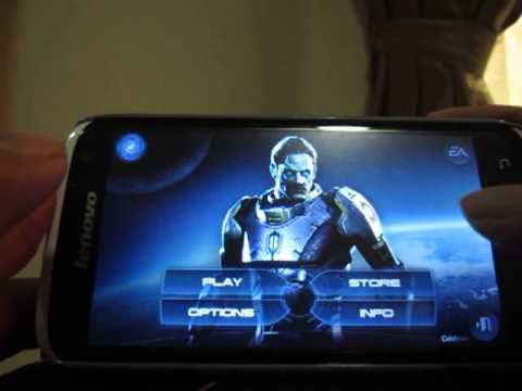 Lenovo S820 Gaming Review (Asphalt 8. FIFA 2012. ME Infiltrator. Need For Speed Most Wanted)