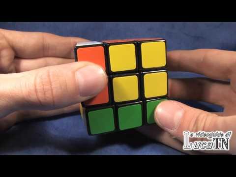 Cubo di Rubik - La Soluzione Del Rompicapo (Parte 4 di 4) SPIGOLI