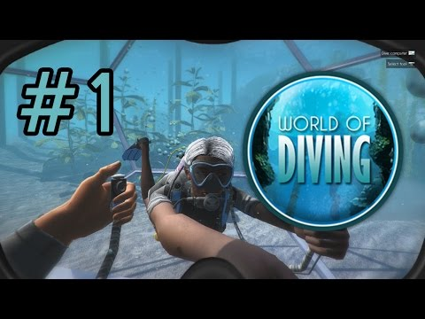 In Search Of Tuna (World Of Diving #1)