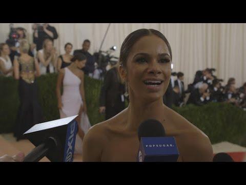 "Misty Copeland on Beyonce Representing Black Women In An ""Amazing, Powerful Way"" | Met Gala 2016"