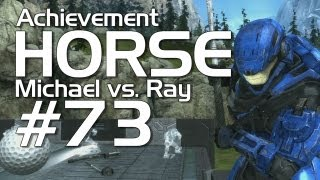 Halo: Reach - Achievement HORSE #73 (Michael vs. Ray)