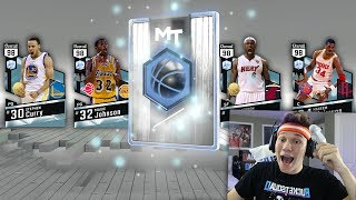 A *DIAMOND* PULL IN EVERY SINGLE PACK - NBA 2K17