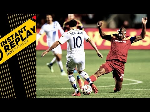 Instant Replay: LD's rough day at the RioT | MLS Playoffs 2014