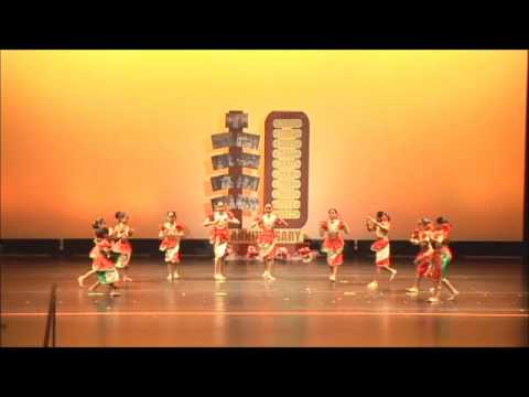Sangee Sangee-ranga Tharanga 2012 Kids Dance In New York video