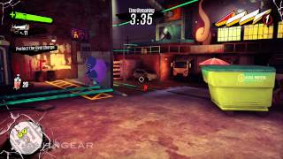20 minutes of Sunset Overdrive gameplay on Xbox One