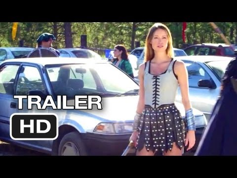 Knights of Badassdom TRAILER 1 (2013) - Peter Dinklage, Summer Glau Cosplay Movie HD