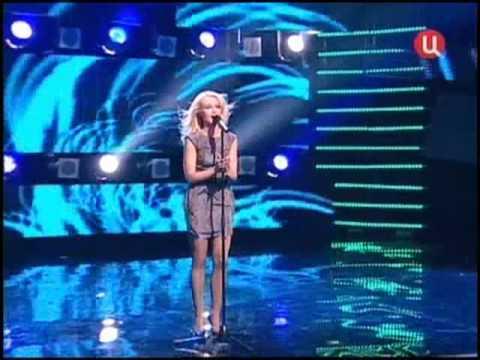 Полина Гагарина - Звенит январская вьюга (live)