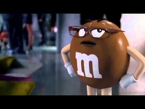 M&M SEXY AND I KNOW IT COMMERCIAL