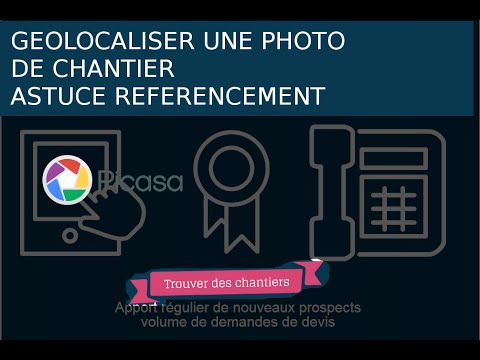 Comment géolocaliser une photo?