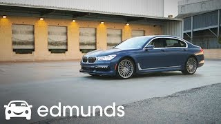 2017 BMW Alpina B7 Review | Edmunds
