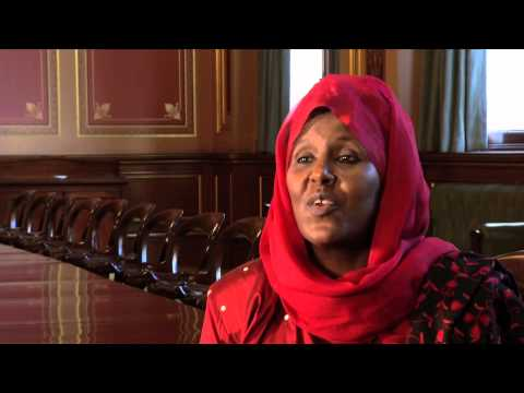 Somali MP Asha Haji Elmi on women in Somalia