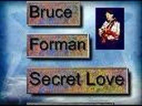 Bruce Forman - Secret Love - audio only
