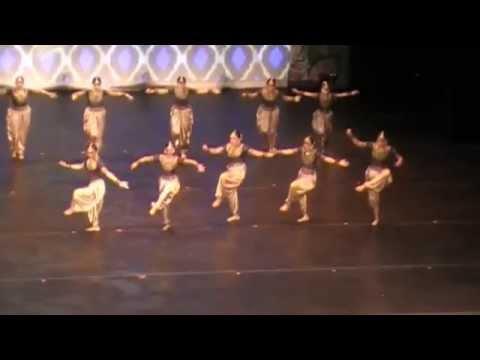 Shri Shiv Tandav Stotram - Siyas Dance Recital 2014