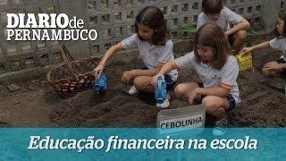 Educa��o financeira nas escolas