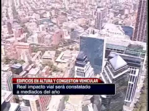 El impacto de los grandes edificios en la congestión vehicular
