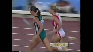 4077 Olympic Track & Field 1992 4x400m Women