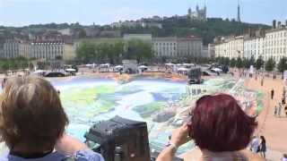 Guinness World Record in Lyon, France - Truck de ouf