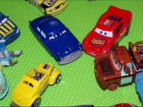 cars pixar Cars 2 Pixar piston cup part one