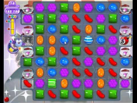 Candy Crush Saga Dreamworld Level 265
