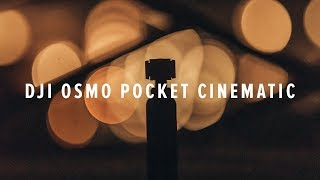 DJI Osmo Pocket Cinematic 4K Overview