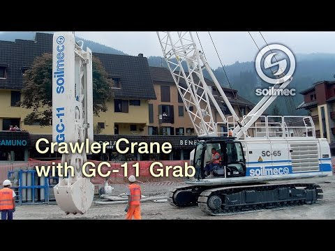SC-65 - Soilmec Crane