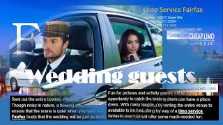 4 Fantastic Reasons to Have a Wedding at a Bowling Alley with Limo Service Fairfax