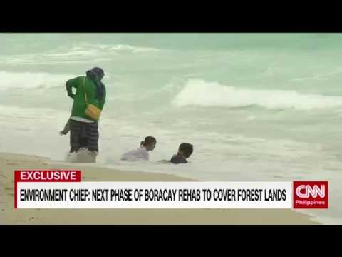 [EXCLUSIVE] Residents excited for Boracay's reopening on October 26