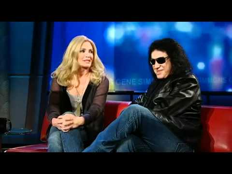 Gene Simmons and Shannon Tweed comment on their