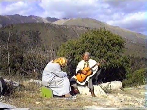 Julio Tello y Doña Jovita. Bellezas Serranas.avi