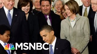 GOP Retirements Pushed By Grassroots Activists Widened 2018 Field | Rachel Maddow | MSNBC