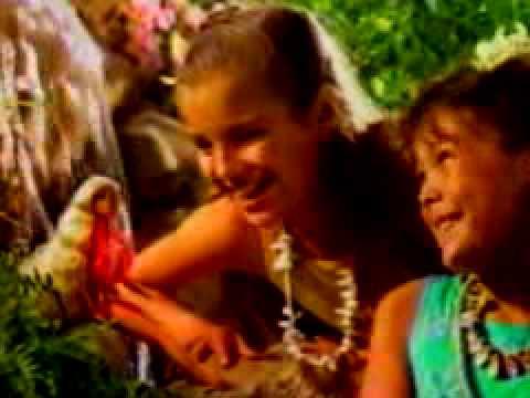 Island Fun Barbie