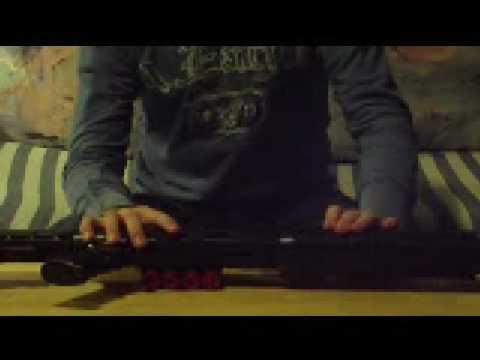 SD87 GA Airsoft Pistol Grip CQB Shotgun Review (Part 1)