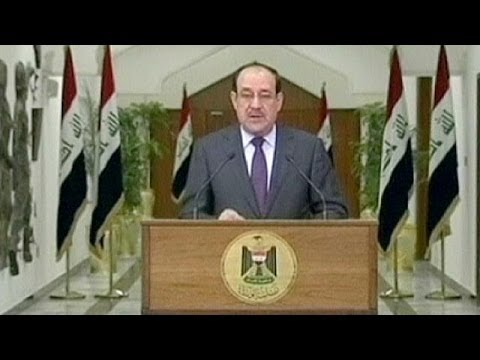 Al-Maliki offers amnesty while Iraqi mobilisation continues