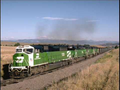 The SD60M: Leaving us