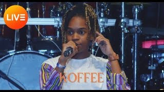 Koffee 34 Live 34 At Rebel Salute 2019 Live Performance