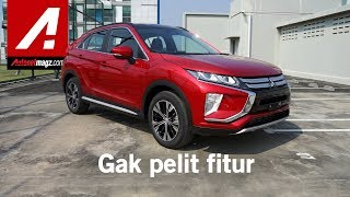 Mitsubishi Eclipse Cross 2019 First Impression Review