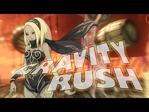 Gravity Rush Hands-On Gameplay First Impressions