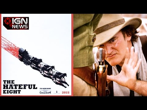 Hateful Eight: Full Cast Revealed - IGN News
