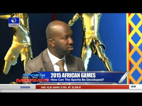 Sports This Morning : Developing Fencing In Nigeria      17/09/15