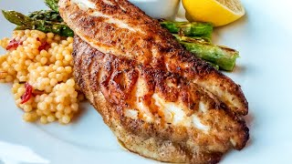 How To Blacken Fish [BUTTER vs OLIVE OIL CHALLENGE]