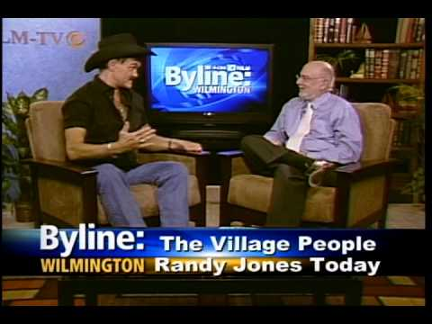 Pt1 Randy Jones -The Village People