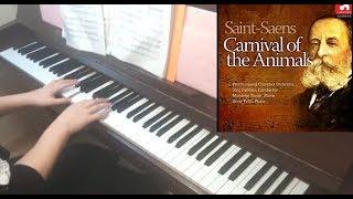 THE SWAN 백조 SAINT-SAENS 생상스 ( Jazz Piano 재즈피아노 Ver.) Classics with a touch of jazz # H.P.F Jesus♥