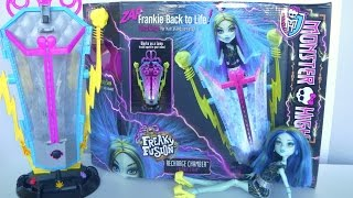 Freaky Fusion Recharge Chamber Review - Monster High