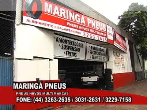 MARINGÁ PNEUS