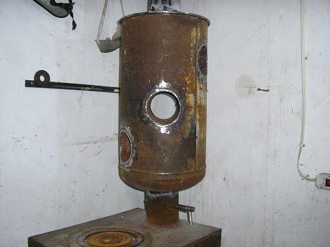 Теплообменник дымохода для буржуйки теплообменник пластинчатый нн 14a цена прайс